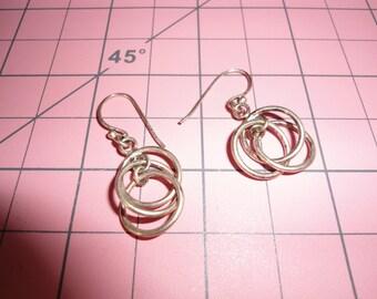 Sterling Silver, Silver Earrings, Earrings, Jewelry, Gift For Her, Drop Earrings, Minimalist Earrings, Post Earrings, Silver Jewelry, Small