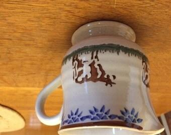 Rare Nicholas Mosse Pottery Pitcher