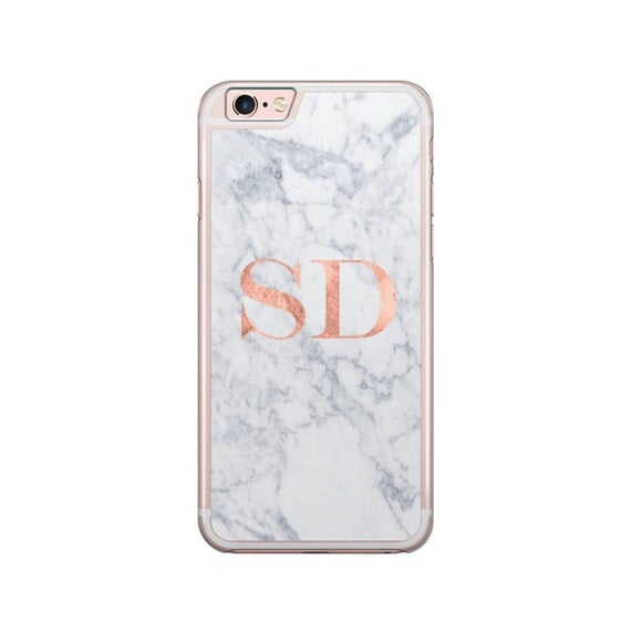 ... personalised White Marble iPhone 5 5 SE 5C 6 6 7 Plus Samsung Galaxy