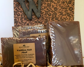 Vanilla Oak Soap