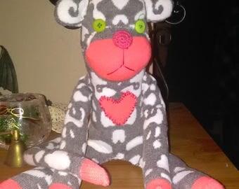 Sock monkey -that funky monkey