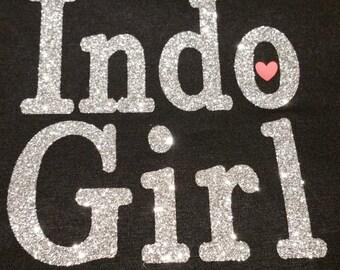 T-Shirt - *Indo Girl*