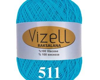 Viscose yarn summer yarn spring yarn colors blue pink yarn color choice