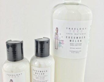 Teen Body Lotion, Natural Lotion, Natural Body Lotion, Shea Butter, Teen,