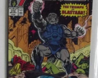Marvel Comics Present The Avengers Vol 1 #310 Nov 1989