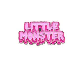 Little Monster Enamel Pin - Lady Gaga Enamel Pin - Lady Gaga Pin - Pink Enamel Pin - Little Monster Pin - Music Enamel Pin