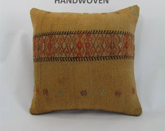 kilim pillow case decorative indie pillow case indie pillow cover sofa pillow cover indie throw sofa southwestern pillow home decor 000025