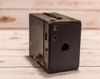 Vintage Kodak Brownie No. 2A Model B Film Camera