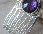 Prism Collection: Unseelie Trickery Hair Comb