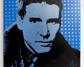 Blade Runner 8x10 Deckard Screenprint