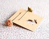 Rose hairpins pack.Wedding hair pin. Bridesmaid hair pin.Bridesmaid headpiece.Hair accessories.Spring Wedding  HairPins.Bridal accessories.