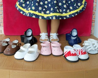 "Doll Shoes /  Accessories for 18"" American Girl ® Dolls"
