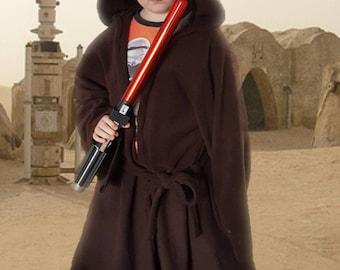 Jedi dressing gown