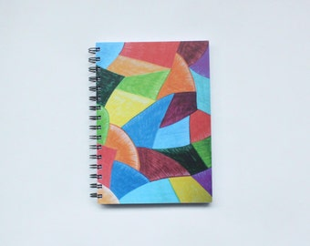 Colourful Notebook