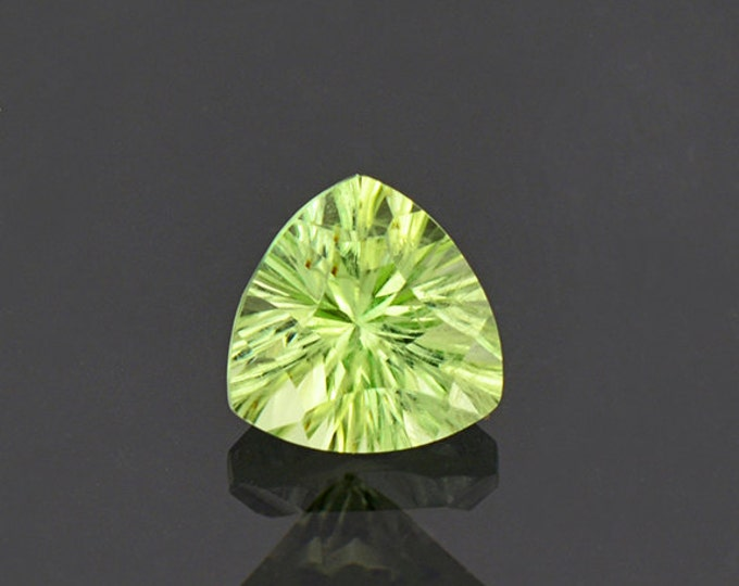 Brilliant Mint Green Peridot Gemstone from Pakistan 1.90 cts.
