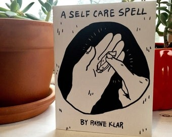 Self Care Spell Zine