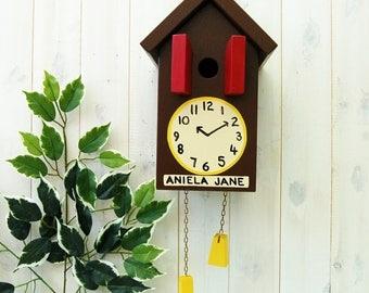 Unusual Cuckoo Clocks cuckoo clock   etsy