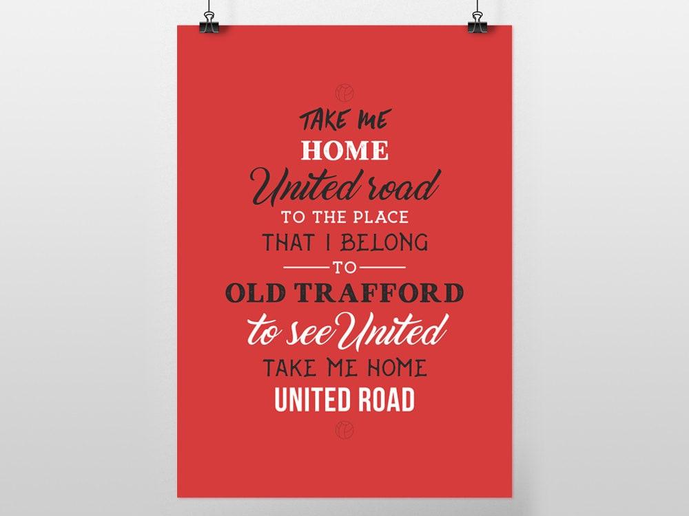 Take Me Home United Road Lyrics