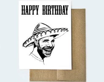 Funny Drake Birthday Card | Drake Card | Funny Birthday Card | Birthday Card | Birthday Card for Him