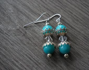 Boho Beaded Earrings