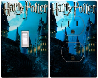 Harry Potter Light Switch Cover