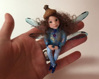 Baileyi- OOAK Sculpted Fairy