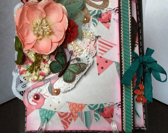 Photo Folio, Planner or Journal - Make it your own!