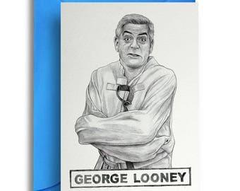 George Looney Card