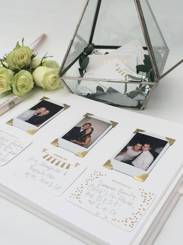 Wedding Wedlib Prompt Cards