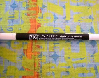 chalk pastel writer