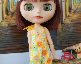 Bloomer/Jersey bath/swimsuit Vintage for your dolls/doll Blythe, Pullip, Licca and Tangkou