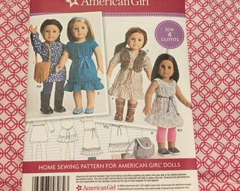 Simplicity American Girl Pattern