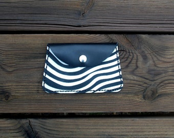 Leather wallet, zebra purse, zebra print, leather purse, wallet woman, zebra wallet, zebra print, wallet leather, wallet