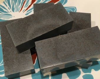 Activated Charcoal Exfoliating Facial Soap