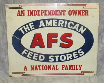 Feed Store Etsy