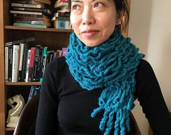 Womens Scarf CROCHET PATTERN, Scarf PDF, Crochet Scarf Pattern, Crochet Scarf Tutorial, Crochet Scarf, Warm Scarf, Scarves for Women, Winter