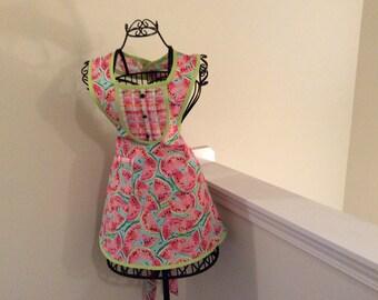 Womans apron