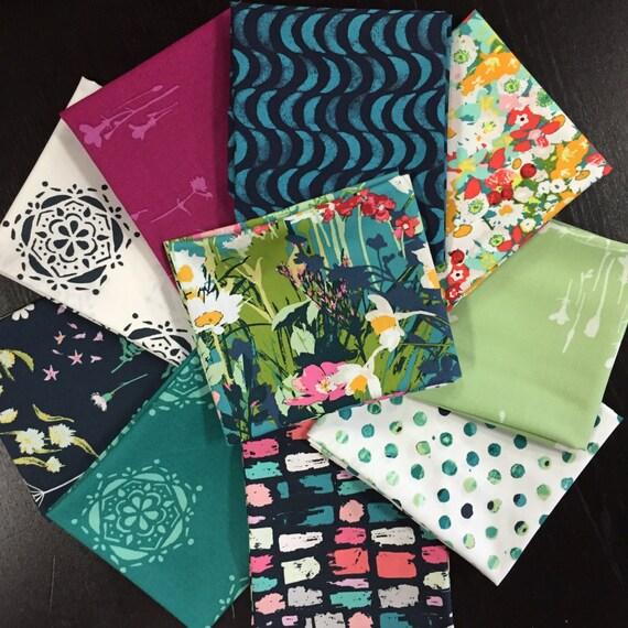 5 Lavish Projects By Studio Munge: Lavish By Katarina Roccella For Art Gallery Fabrics