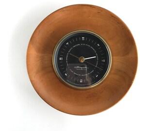 Mid Century Airguide Barometer