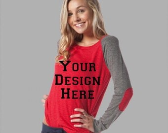 Design Your Own Preppy Patch Shirt