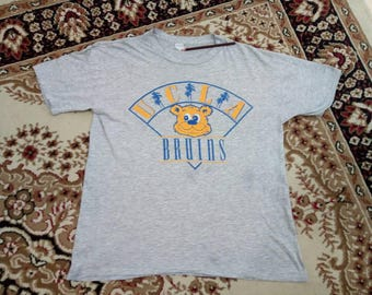 Vintage ucla bruins big logo