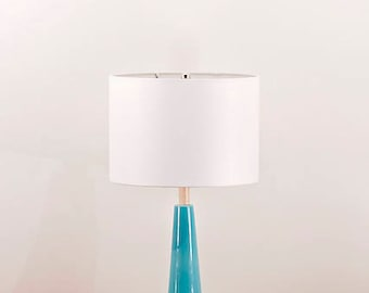 Ceramic Lamp and Shade 253