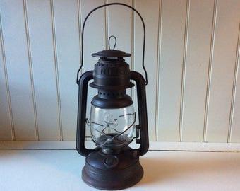 Nier Feuerhand Nr. 260 Lantern/Vintage Feuerhand Lantern/Feuerhand Nr. 260/Collectible Lantern/Vintage Illumination/Industrial Antiques
