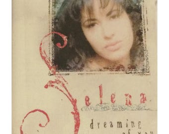 Selena Dreaming of You Cassette Tape