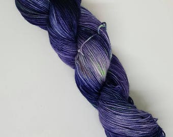 Pansy Parkinson, Harry Potter Inspired High Twist Sock Yarn
