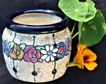Amphora Pottery Vase Made in Czecho-slovakia - Art Deco Period
