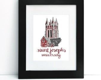 Barbelin Hall - St. Joseph's University Print