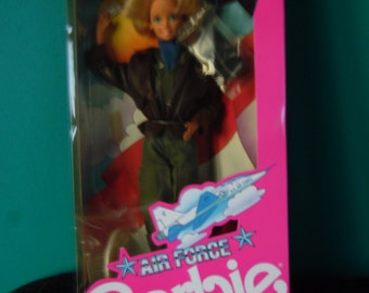 Mattel Star and Stripes Air Force Barbie doll
