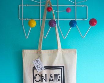 On Air Tote Shopper Bag - Natural Cotton