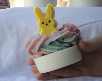 Easter gifts for him etsy easter cupcake soapsbunnychickstrawberry shortcakeglycerinhandmadevegan negle Choice Image